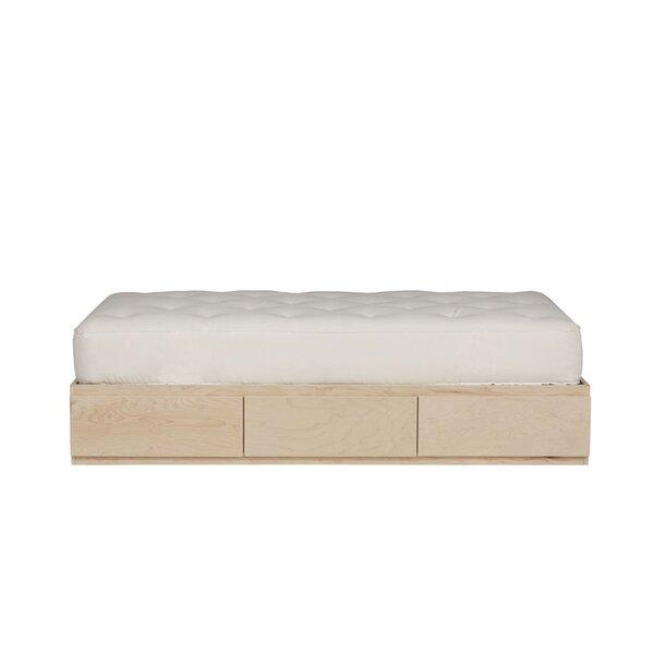 Kasie Twin Platform Bed with Storage by Harriet Bee