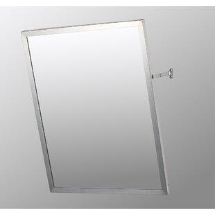 Cromer Edge Mirror Door 36 x 18 Surface Mount Framed Medicine Cabinet ByEbern Designs