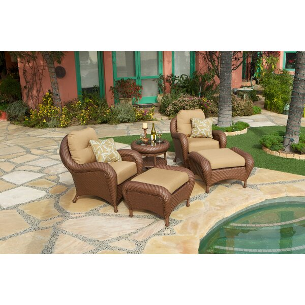 Kashton Deep Seating Chair with Cushions by Bay Isle Home Bay Isle Home