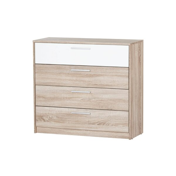 Jeniffer 4 Drawer Lingerie Chest by Wrought Studio