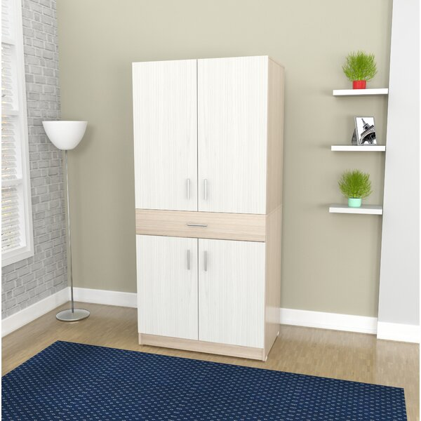Bluxome Armoire Desk by Latitude Run