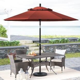 hot pink patio umbrella wayfair rh wayfair com outdoor patio umbrella parts outdoor patio umbrella stands