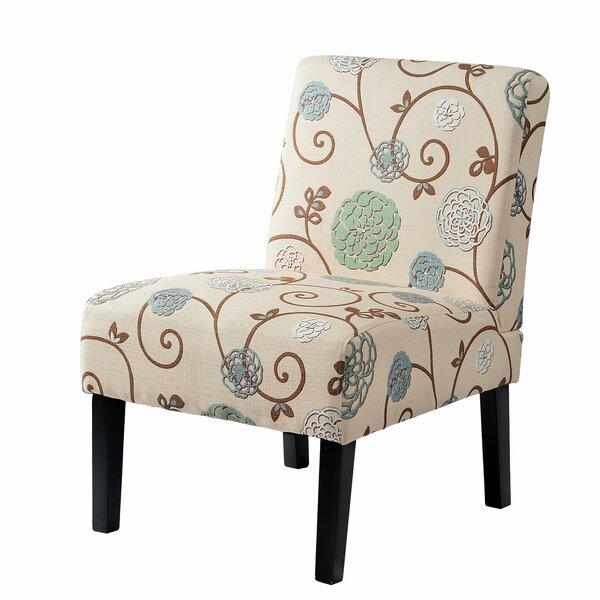 Iosten Fabric Slipper Chair By Winston Porter