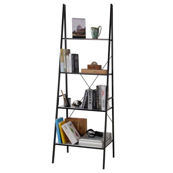 Lujan Leaning Ladder Bookcase by Ebern Designs