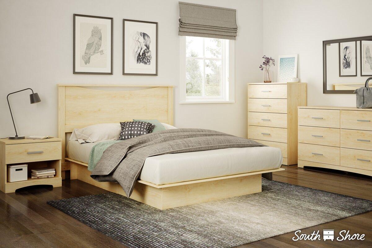 Gramercy Queen Platform Configurable Bedroom Set