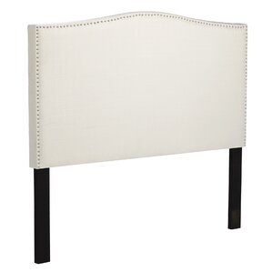 Driscoll Queen Upholstered Panel Headboard by Alcott Hill
