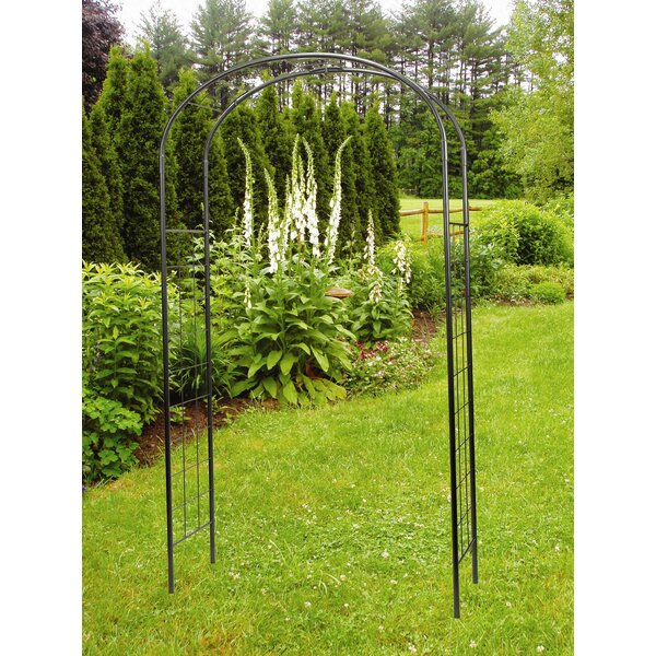 Monet Iron Arbor by ACHLA