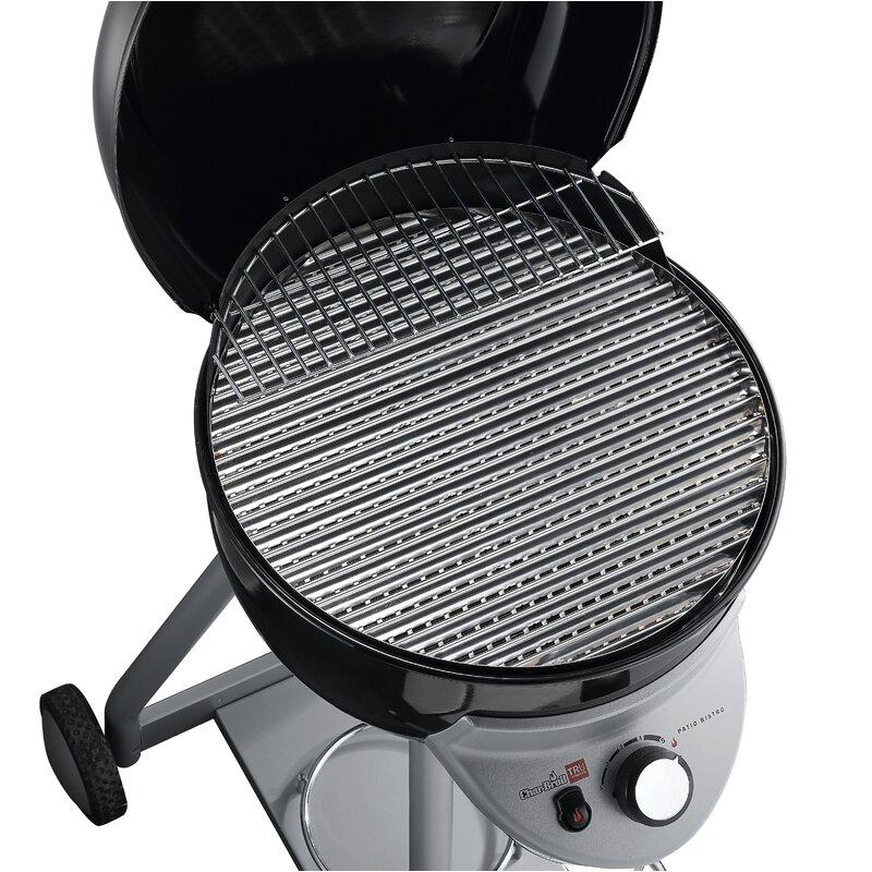 Patio Bistro TRU Infrared 1 Burner Propane Gas Grill