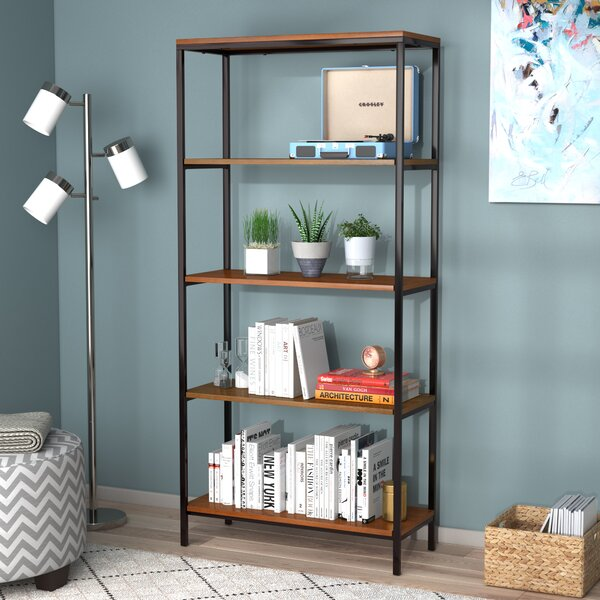 Defranco Etagere Bookcase by Ebern Designs