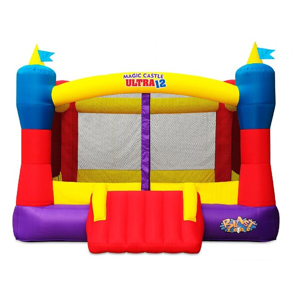 Blast Zone Magic Castle Ultra 12 Bounce House Amp Reviews