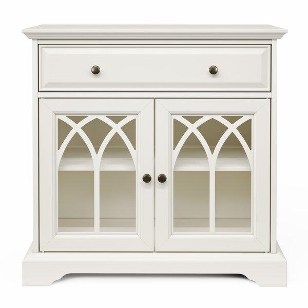 Vitiello 2 Door Accent Cabinet