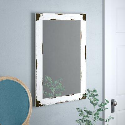 Reclaimed Wood Mirror Wayfair