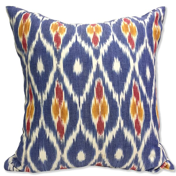 Declan Decorative Cotton Throw Pillow by Homewear Linens