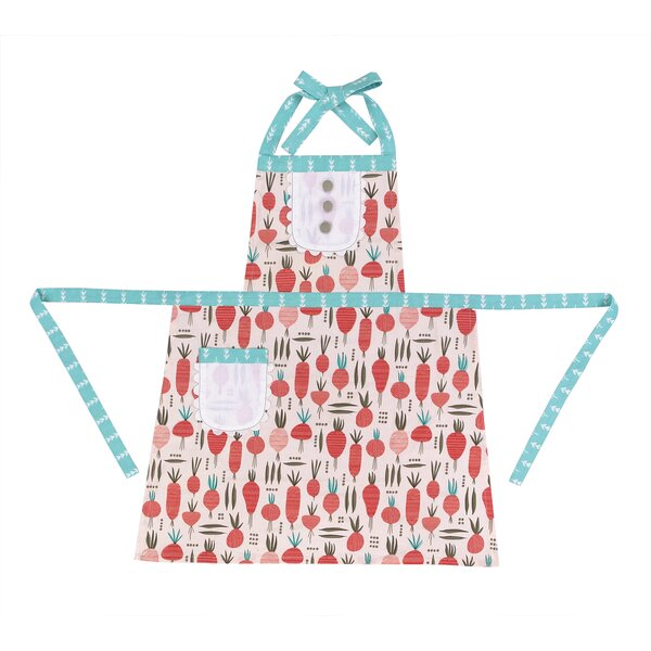 Farm To Table II Apron by Makers Collective