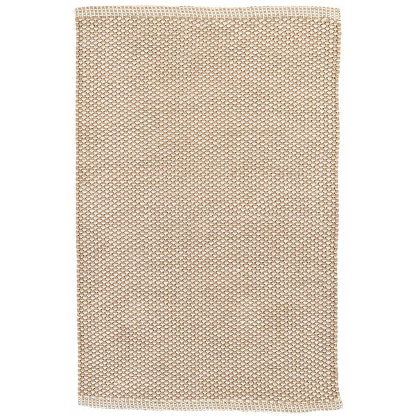 Pebble Natural Beige White Indoor Outdoor Area Rug By Dash And Albert Rugs.