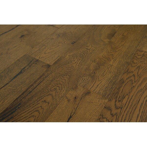 Santorini 5 Engineered Oak Hardwood Flooring in Pecan by Branton Flooring Collection