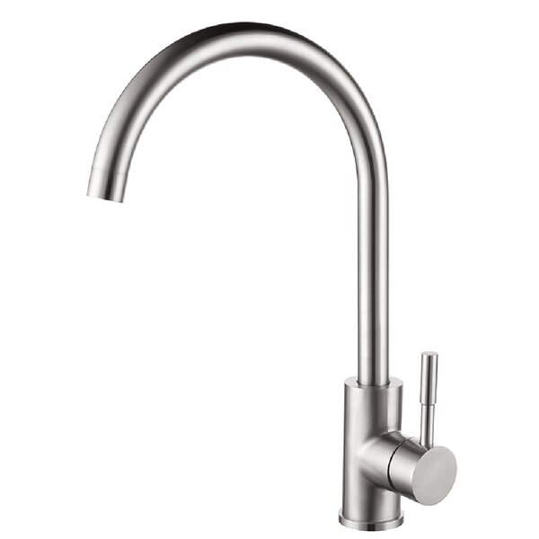 Fountain Single Handle Kitchen Faucet by Ztrends LLC Ztrends LLC