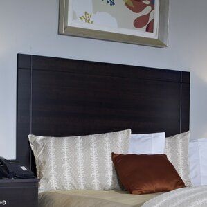 No Da Cross Roads Panel Headboard by Lang Furniture
