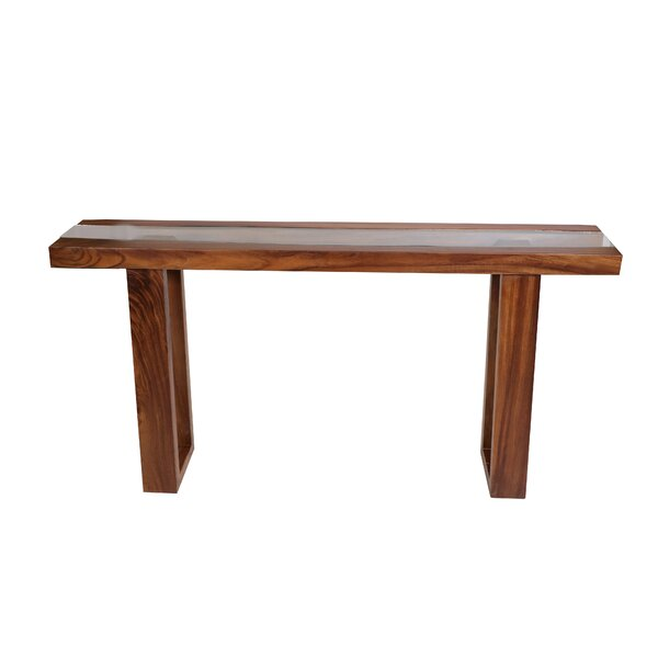 Makenna Live Edge Console Table By Foundry Select