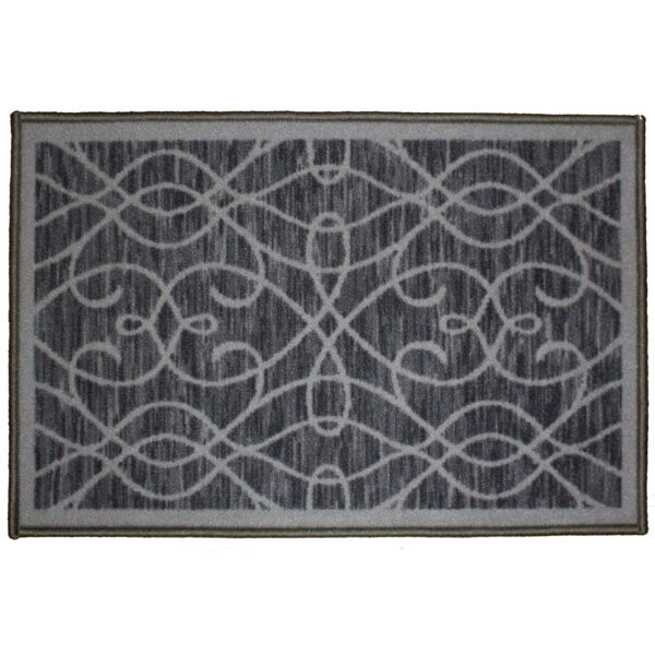 Normandy Gray Area Rug by Kashi Home