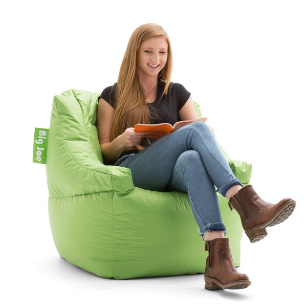 Big Joe Lucky Bean Bag Chair by Comfort Research