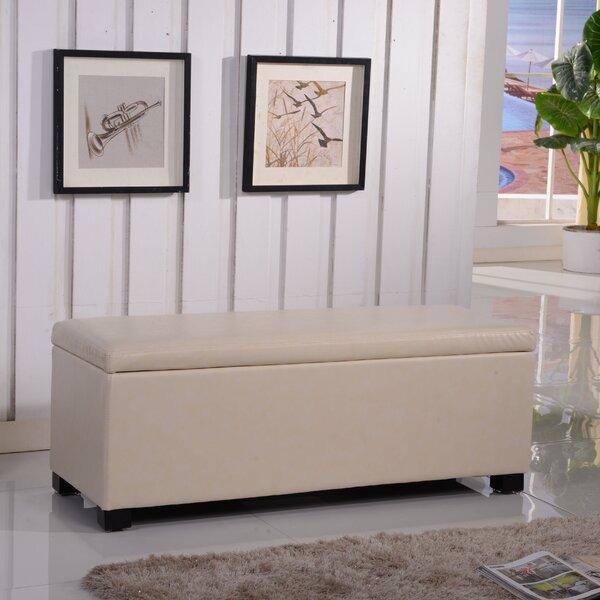 Georgiann Upholstered Storage Bench