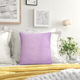 Shay Square Pillow Cover and Insert
