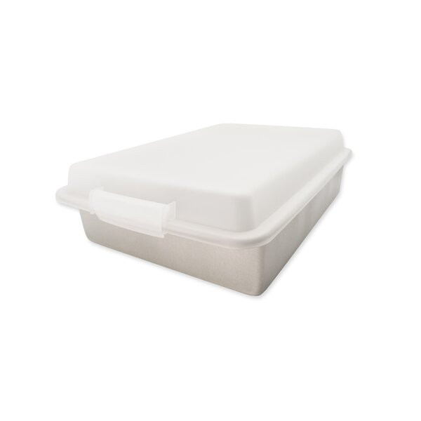 Lasagna Rectangular Non-Stick Pan and Lid by USA Pan