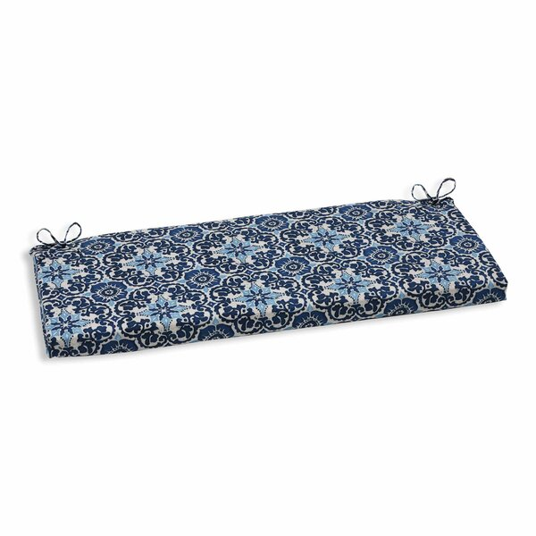 Bushman Indoor/Outdoor Bench Cushion by Alcott Hill