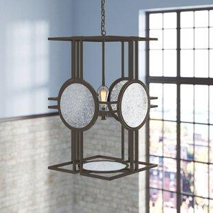 Price Check Rasheed 4-Light Square/Rectangle Chandelier By Brayden Studio
