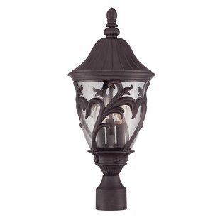 Compare prices Berumen 3-Light Lantern Head By Fleur De Lis Living