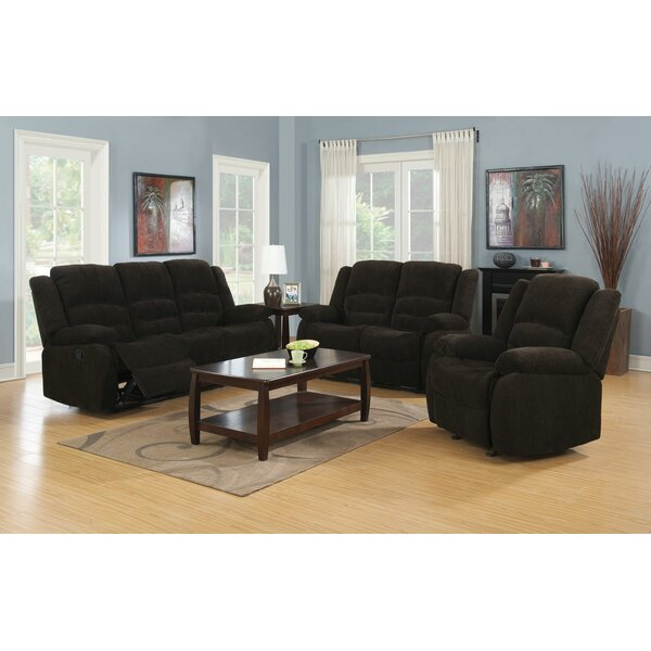 Worrall Reclining Configurable Living Room Set By Red Barrel Studio®