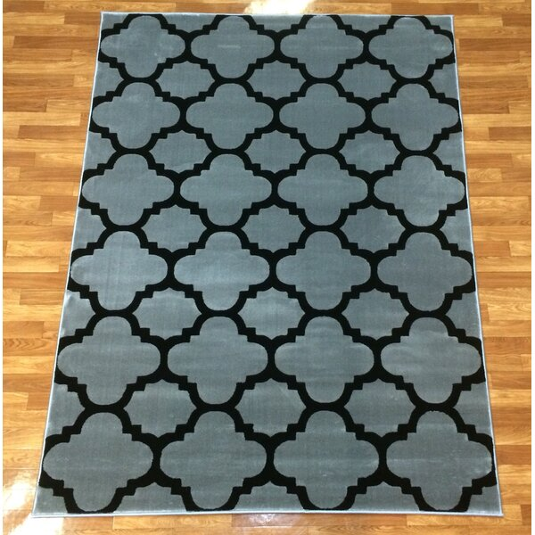 Liza Gray Area Rug by Bekmez International Inc.