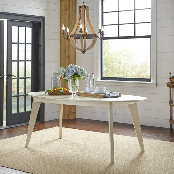 Mercy Dining Table by Gracie Oaks