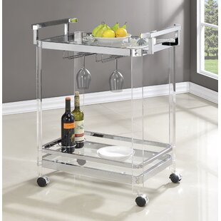 Shopping for Violet Bar Cart by Wade Logan