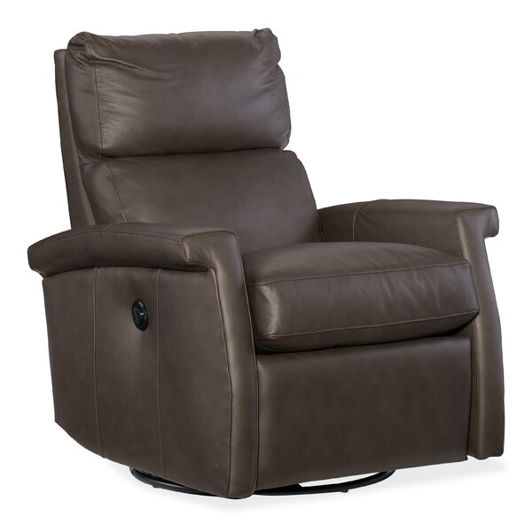 Rosalie Power Swivel Recliner by Hooker Furniture