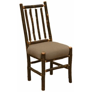 Simply Hickory Bistro Upholstered Dining Chair by Fireside Lodge