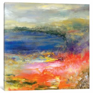 'Beauty of the Earth' Painting Print on Canvas by East Urban Home