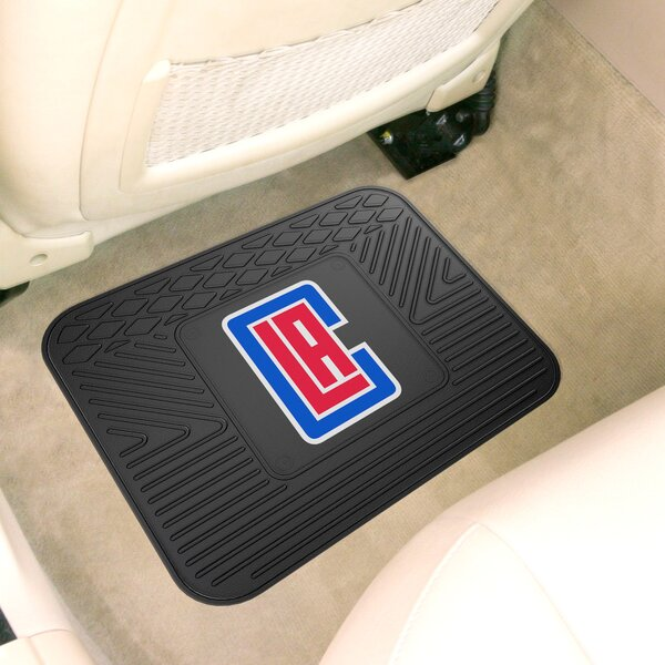 NBA Los Angeles Clippers Kitchen Mat by FANMATS
