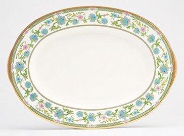 Yoshino Oval Platter by Noritake