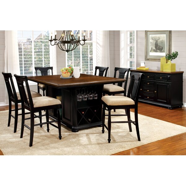 Veasley 7 Piece Dining Set by Darby Home Co