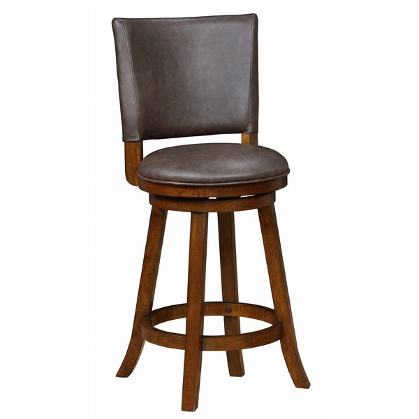 Nahush Counter Height Bar Stool (Set of 2) by Red Barrel Studio