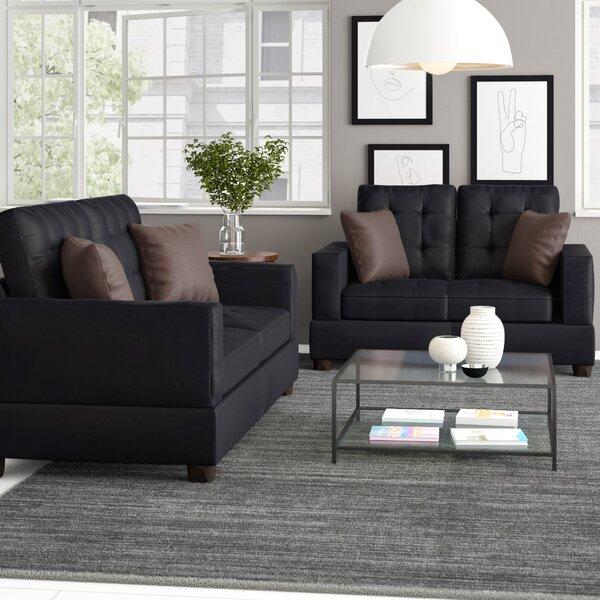 Madisyn 2 Piece Living Room Set by Zipcode Design