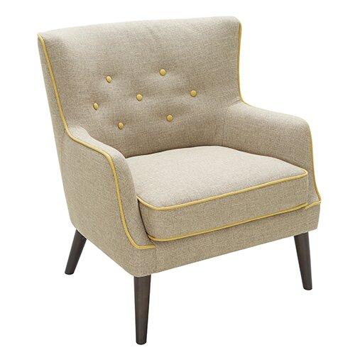 Castor Wingback Chair by Brayden Studio