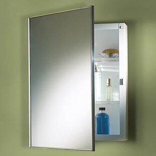 Best Reviews Styleline 16 x 22 Surface Mount Medicine Cabinet By Jensen