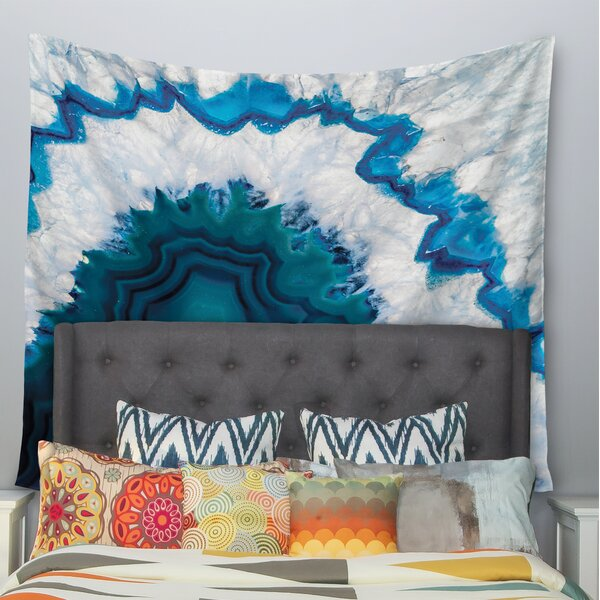 Geode Wall Tapestry by East Urban Home