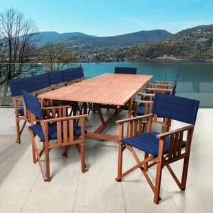 13 Piece Outdoor Dining Set | Wayfair