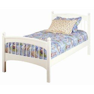 Affordable Bonneau Twin Slat Bed ByHarriet Bee
