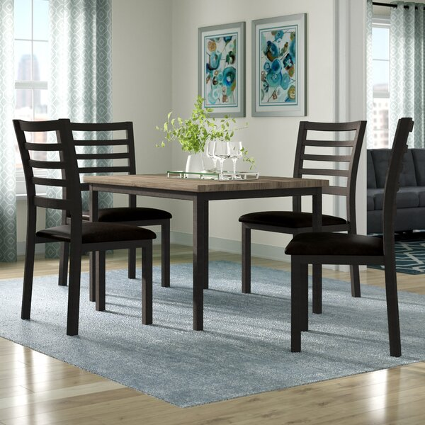 Frankie 5 Piece Dining Set by Zipcode Design
