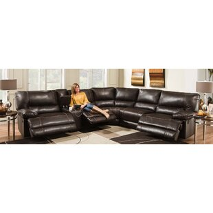 Bane Reclining Sectional Chelsea Home Furniture Modern